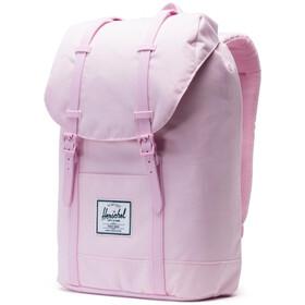Herschel Retreat Backpack 19,5l pink lady crosshatch